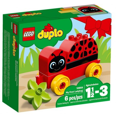 LEGO DUPLO 10859 Moje první beruška