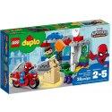 LEGO DUPLO 10876 Dobrodružství Spider-Mana a Hulka