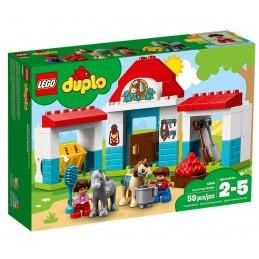 LEGO DUPLO 10868 Stáje pro poníka