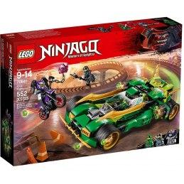 LEGO Ninjago 70641 Nindža Nightcrawler