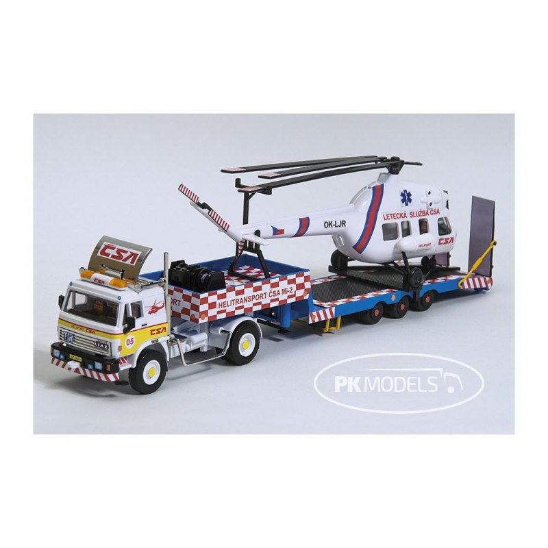 Monti System MS 1325 - ČSA 05 Liaz Helitransport I. 1:48