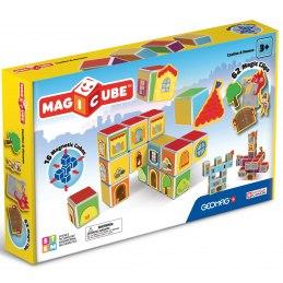 Geomag Magicube - Domy a hrady