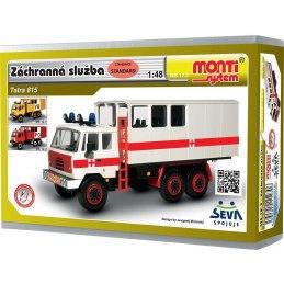 Monti Systém MS 12.3 - Tatra 815 Záchranná služba 1:48
