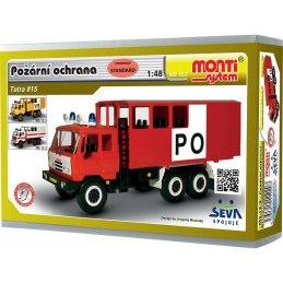 Monti Systém MS 12.2 - Tatra 815 Požární ochrana 1:48