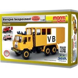 Monti Systém MS 12.1 - Tatra 815 Veřejná bezpečnost 1:48
