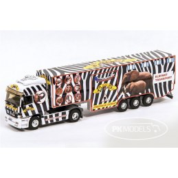 Monti System MS 1299 - Elefant Transport Zoopark 1:48