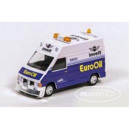 Monti System MS 1350 - EuroOil Invelt Team Trafic 1:35
