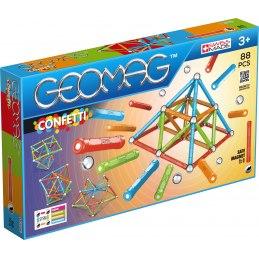Geomag Confetti 88 dílků