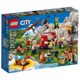 LEGO City 60202 Sada postav - dobrodružství v přírodě