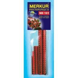 Merkur náhradní díly ND101 pásky a úhelníky