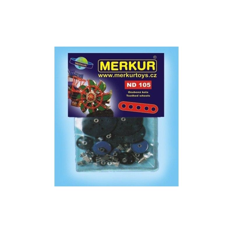 Merkur náhradní díly ND105 ozubená kola