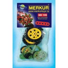 Merkur náhradní díly ND106 kola a pneumatiky