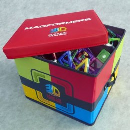 Magformers DidaMagna box, 240 dílků