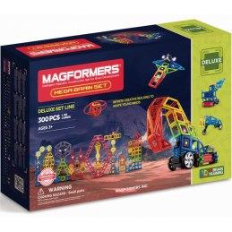 Magformers - Mega Brain 300 dílků