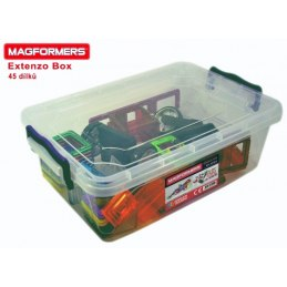 MAGFORMERS Extenzo box, 48 dílků