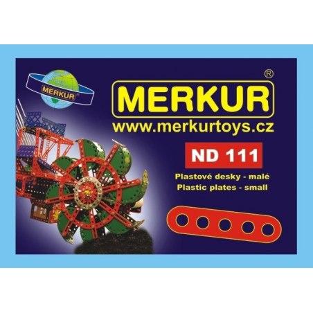 Merkur náhradní díly ND111 plastové desky