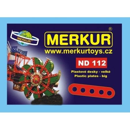 Merkur náhradní díly ND112 velké plastové desky