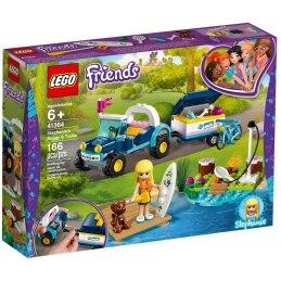 LEGO Friends 41364 Stephanie a bugina s přívěsemv
