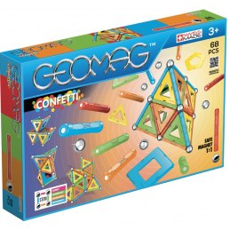 Geomag Confetti 68 dílků