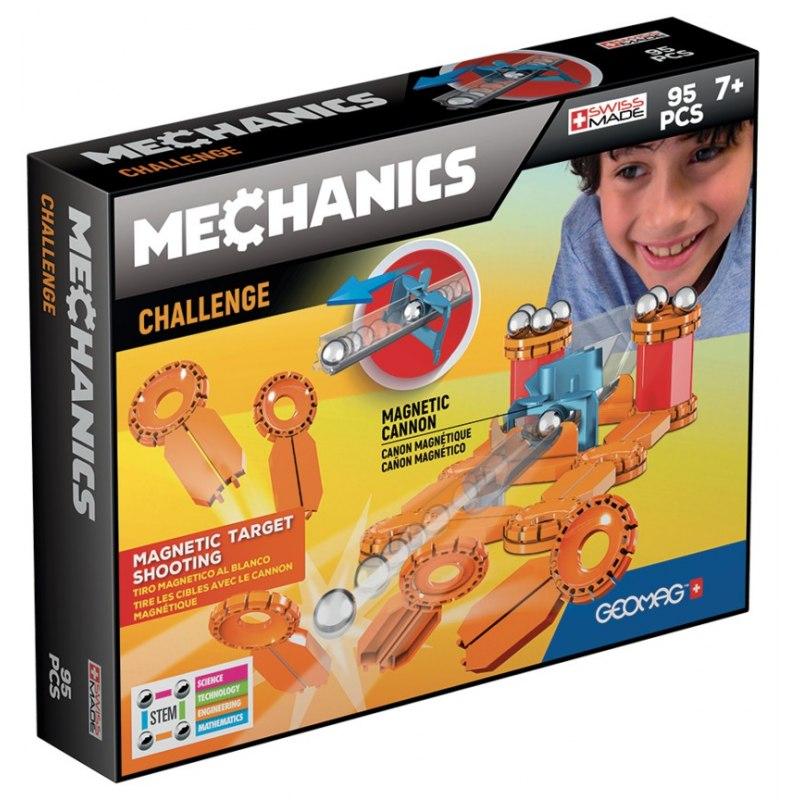 Geomag Mechanics Challenge 95 dílků