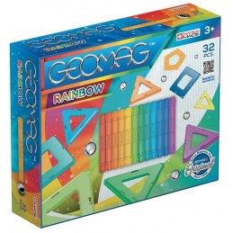 Geomag Rainbow 32 dílků