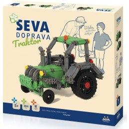SEVA DOPRAVA – Traktor
