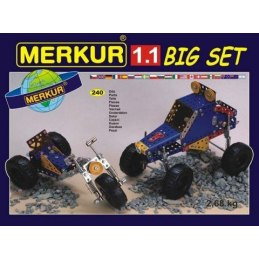 Merkur 1.1 Stavebnice vozidel