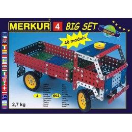 MERKUR M 4 stavebnice