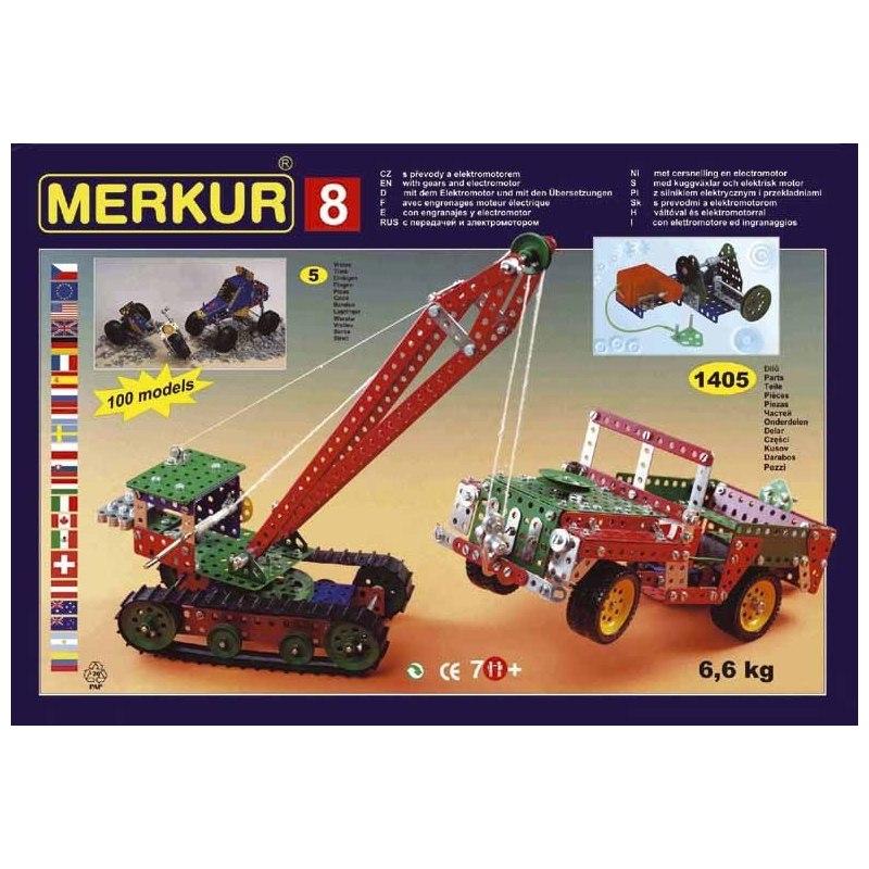 MERKUR M 8 stavebnice