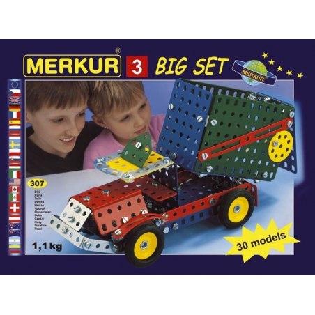 MERKUR M 3  stavebnice