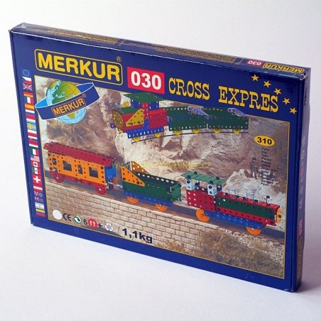 Merkur M 030 CROSS express
