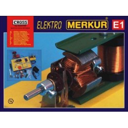 Merkur E1 elektro, magnetismus