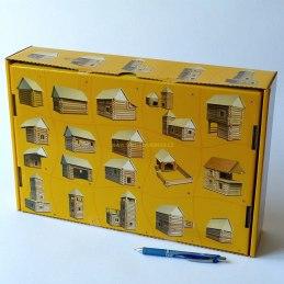 Walachia stavebnice - VARIO XL