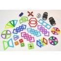 Magformers Universal box PLUS, 57 dílků