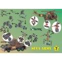 SEVA Army 2 Stavebnice