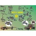 SEVA Army 1 Stavebnice