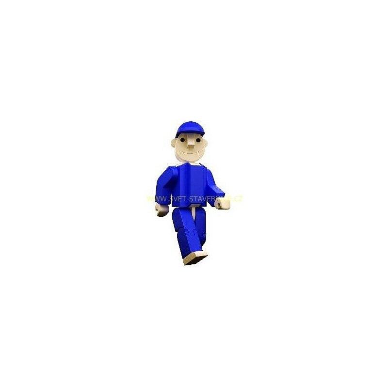 Seváček Modrý 1+1