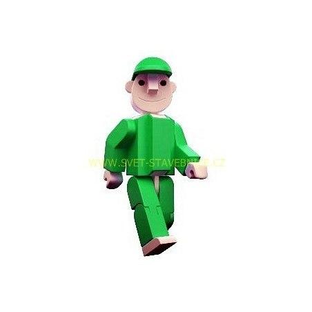 Seváček Zelený 1+1