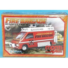 Monti System MS 45 - Fire Brigade 1:35