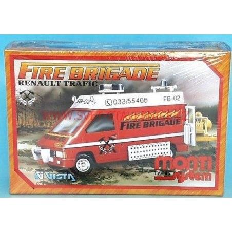 Monti System MS 45 - Fire Brigade 1:35