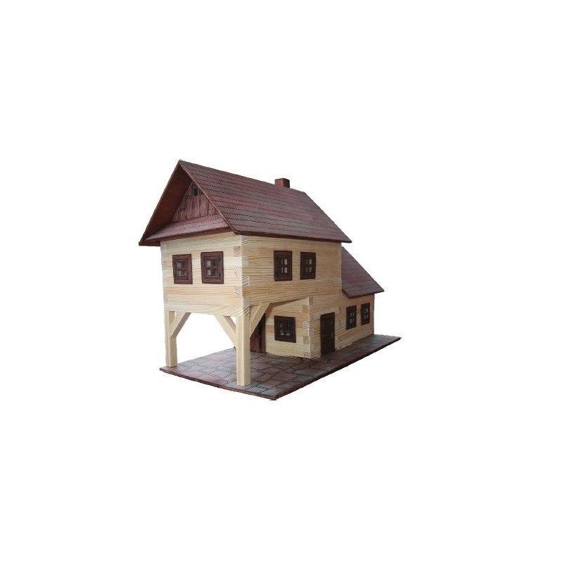 Stavebnice Walachia - Hospoda