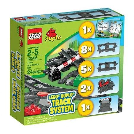 LEGO DUPLO 10506 - Doplňky k vláčku