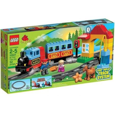 LEGO DUPLO 10507 - Můj první vláček