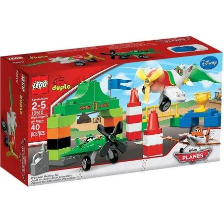 LEGO DUPLO 10510 - Ripslingerův letecký závod