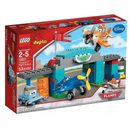 LEGO DUPLO 10511 - Skipperova letecká škola
