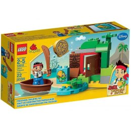 LEGO DUPLO 10512 - Jakeova honba za pokladem