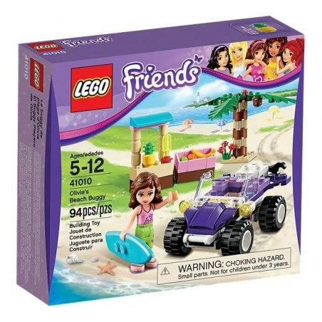 LEGO FRIENDS 41010 - Plážová bugina Olivia