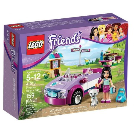 LEGO FRIENDS 41013 - Sporťák Emy