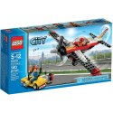 LEGO CITY 60019 - Kaskadérské letadlo