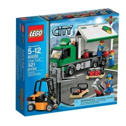 LEGO CITY 60020 - Kamión